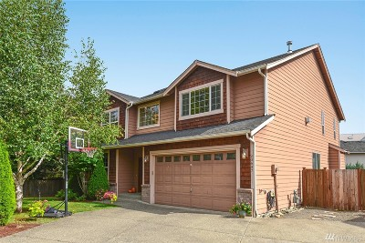 Lynnwood Single Family Home For Sale: 20607 30th Ave W