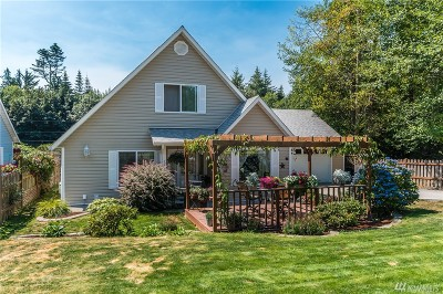 Coupeville Single Family Home For Sale: 1248 Dewey Dr