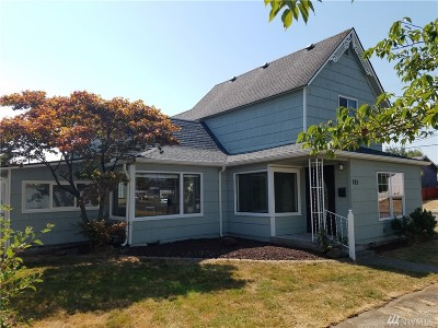 Chehalis Single Family Home For Sale: 285 SW 2nd St