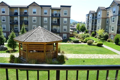 Whatcom County Condo/Townhouse For Sale: 680 32nd St #C203