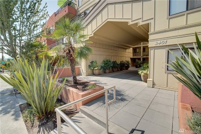 Seattle Condo/Townhouse For Sale: 3401 Wallingford Ave N #105