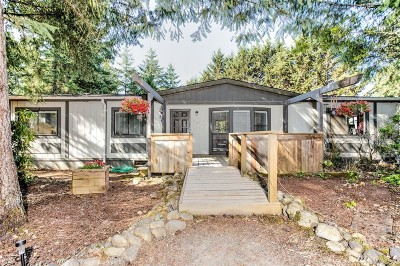 Puyallup Single Family Home For Sale: 6016 162nd St E