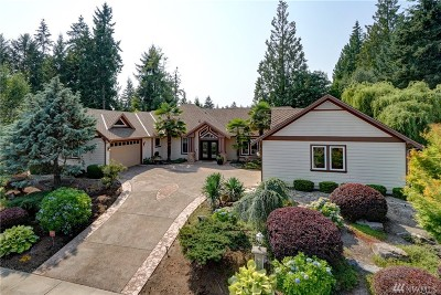 Gig Harbor Single Family Home For Sale: 7424 N Creek Loop NW