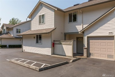 Edmonds Condo/Townhouse For Sale: 16223 48th Ave W #A-2
