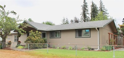 Shelton Single Family Home For Sale: 303 E University Ave