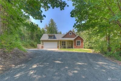 Shelton WA Single Family Home For Sale: $349,000