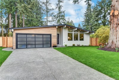Kirkland Single Family Home For Sale: 1525 3rd Place