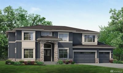 Kirkland Single Family Home For Sale: 13711 NE 133rd Place #Lot10