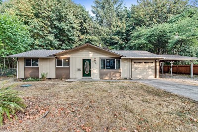 Olympia Single Family Home For Sale: 7921 Box Elder Dr SW