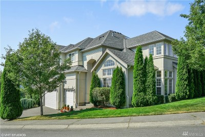 Kenmore Single Family Home For Sale: 8326 NE 187th Wy