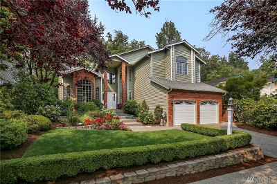 Kirkland Single Family Home For Sale: 634 17th Ave