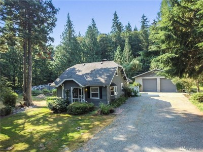 North Bend WA Single Family Home For Sale: $650,000