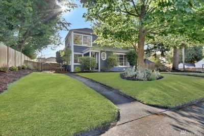 Tacoma Single Family Home Contingent: 2101 N Stevens St