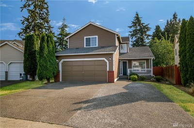 Auburn Single Family Home For Sale: 4117 S 292nd Pl