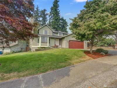 Kent WA Single Family Home For Sale: $424,950