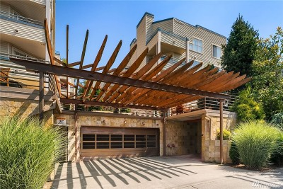 Seattle Condo/Townhouse For Sale: 6960 California Ave SW #A-408