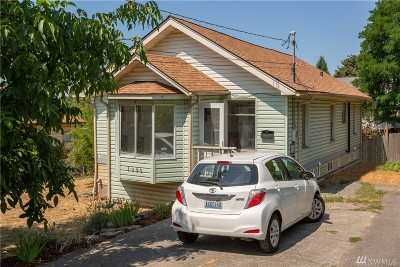 Seattle Single Family Home For Sale: 1226 SW Webster St
