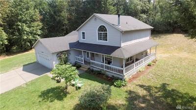 Rainier Single Family Home For Sale: 16932 Brasher Lane SE