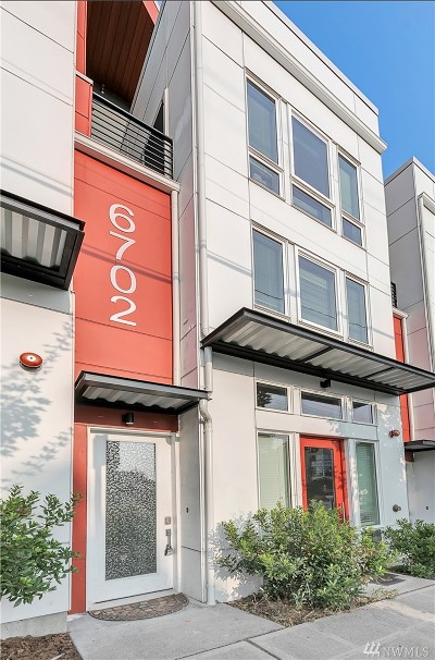 Seattle Single Family Home For Sale: 6702 15th Ave NW