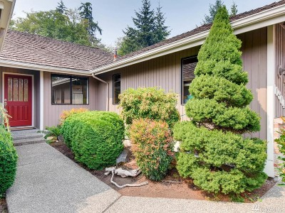 Mukilteo Single Family Home For Sale: 10304 53rd Ave W