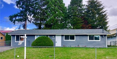 Renton Single Family Home For Sale: 16942 126th Place SE