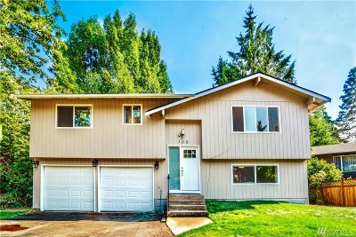 Federal Way Single Family Home For Sale: 105 S 357th St