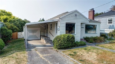 Seattle Single Family Home For Sale: 2905 NW 75th St