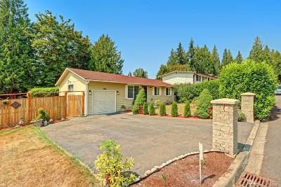 Covington Single Family Home Contingent: 25417 151st Place SE