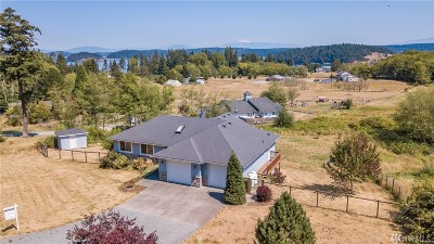 Single Family Home For Sale: 5040 Evergreen St
