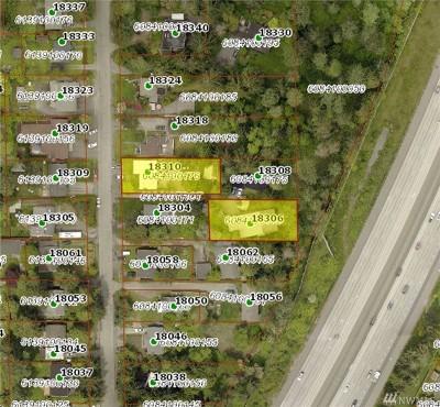Shoreline Single Family Home For Sale: 18306 3rd Ave NE