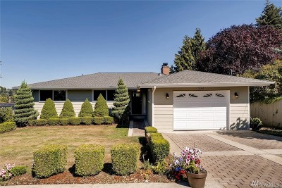 Seattle Single Family Home For Sale: 10342 11th Ave NW
