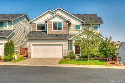 Tumwater Single Family Home For Sale: 1638 Anthem Lane SW