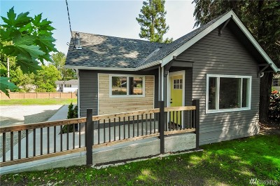 Seattle Single Family Home For Sale: 12042 12th Ave S