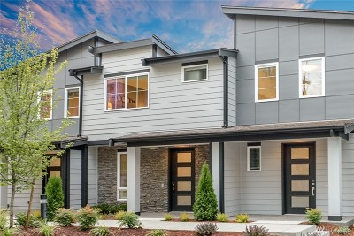 Bothell Single Family Home For Sale: 1325 Seattle Hill Rd #H2