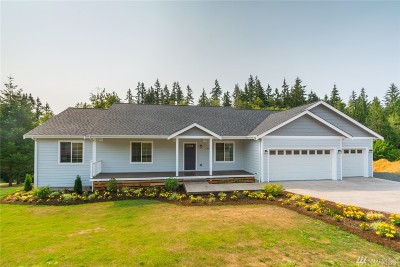 Centralia Single Family Home For Sale: 138 Summerside Dr