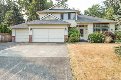 Federal Way Single Family Home For Sale: 1223 SW 318th St