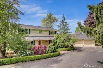 Snohomish Single Family Home For Sale: 7621 Skipley Road