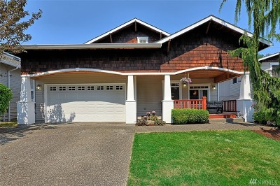 Lynnwood Single Family Home For Sale: 1017 181st Place SW