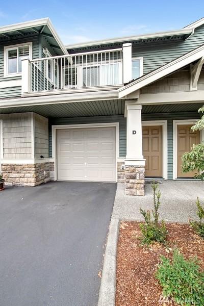 Auburn Single Family Home For Sale: 6113 Hazel Lp SE #D