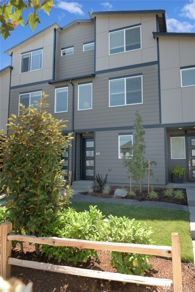 Lynnwood Single Family Home For Sale: 3230 148th St SW #D-2