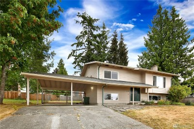 Bellingham WA Single Family Home For Sale: $389,000
