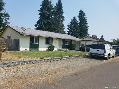 Centralia Single Family Home For Sale: 3429 Travera Place