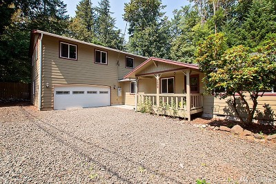 Olympia Single Family Home For Sale: 1526 20th Ave SE