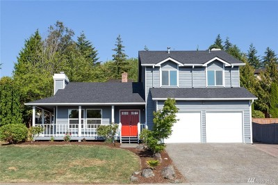 Federal Way Single Family Home For Sale: 32204 12th Place SW