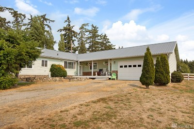 Oak Harbor Single Family Home Sold: 260 Wildlife Ranch Lane