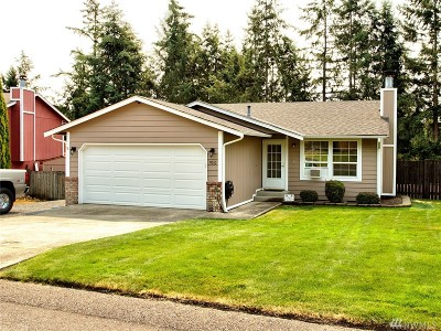 Puyallup Single Family Home For Sale: 7010 161st St Ct E