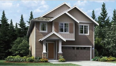 Renton Single Family Home For Sale: 13738 SE 184th Place #77