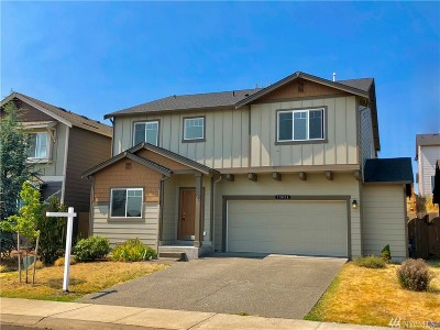 Spanaway Single Family Home For Sale: 20024 19th Ave E