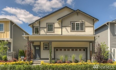 Renton Single Family Home For Sale: 13744 SE 184th Place #78