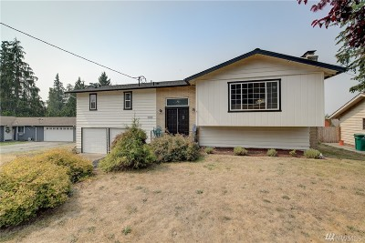 Snohomish Single Family Home For Sale: 6006 95th Dr SE